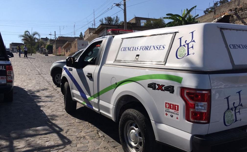 Localizan cadáver en Tlajomulco