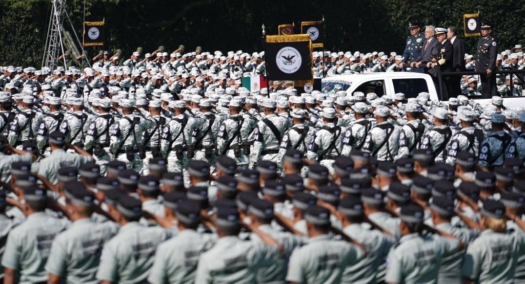 Comienza hoy el despliegue de la Guardia Nacional en Jalisco