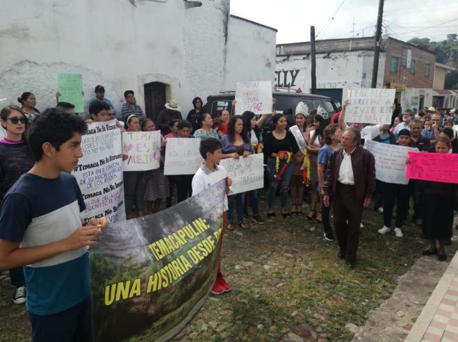Semarnat tira la bolita a pobladores de Temacapulín para cancelar El Zapotillo