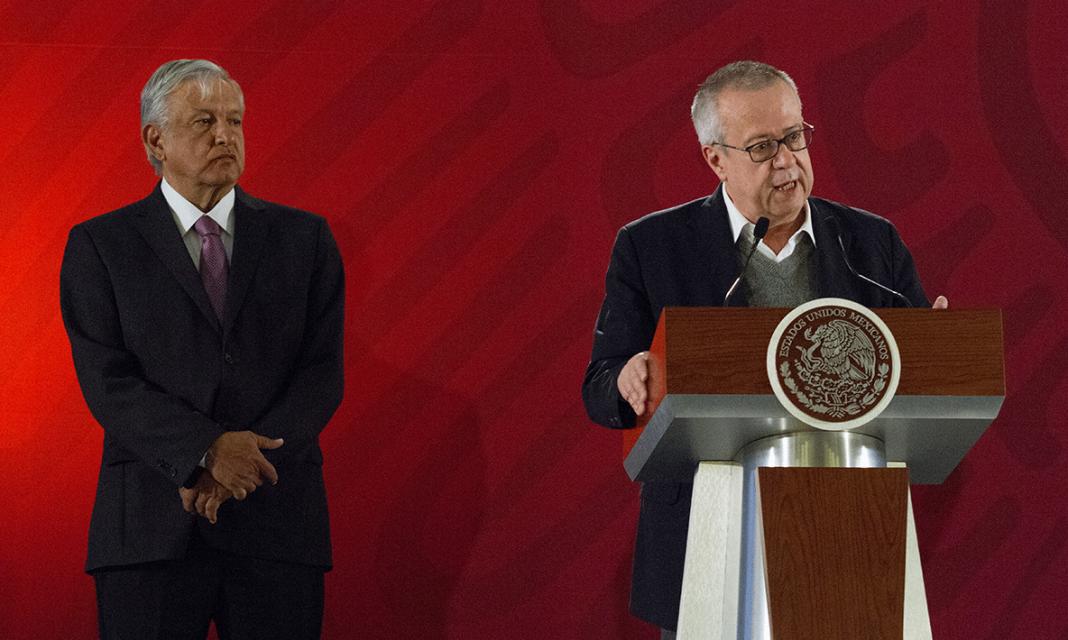 Con Urzúa, van 7 funcionarios federales que abandonan la 4T