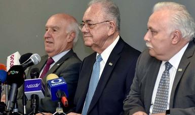 Termina la concesión del NAICM otorgada al GACM