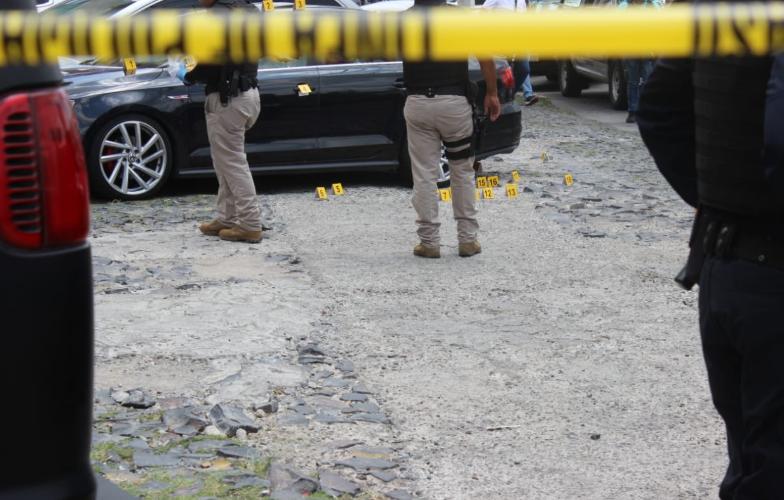 Jefes de plaza en Michoacán, asesinados en Jardines Universidad
