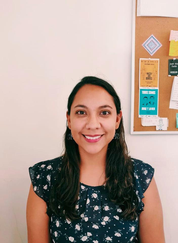 Claudia Ocarranza Partidero Jalisco UDEG