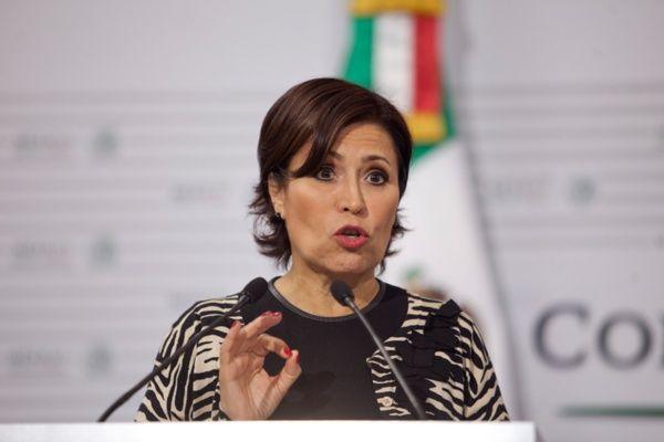 """""""Prefiero no entrometerme"""", dice AMLO sobre Rosario Robles"""