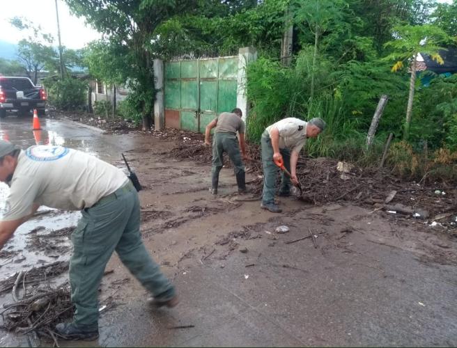 Lluvia deja afectaciones en viviendas de Tlajomulco y Zapopan