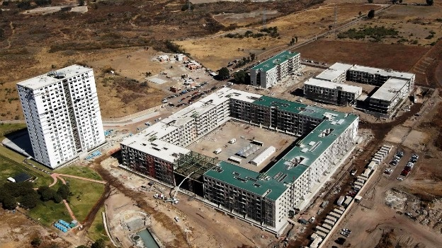 Recursos legales impiden comercialización de la Villa Panamericana