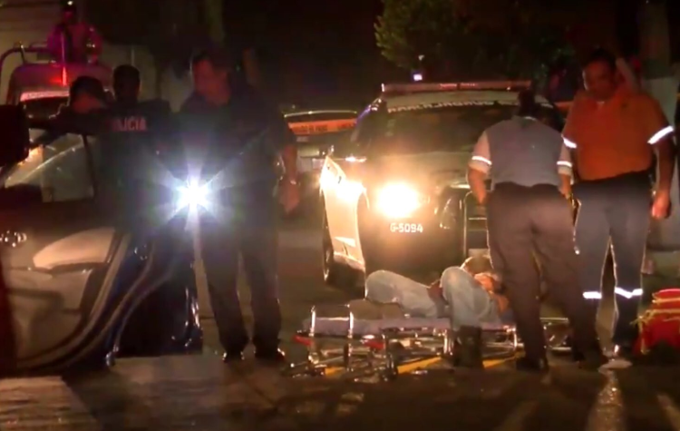 Policía de Tlaquepaque es lesionado en intento de asalto