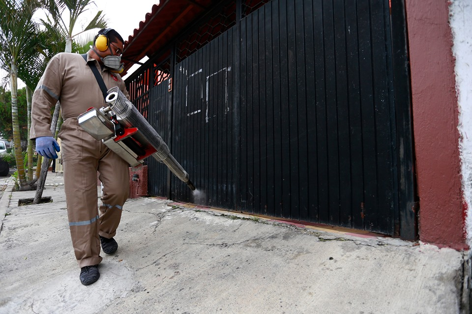 Dengue continúa en escalada y ronda los nueve mil casos confirmados