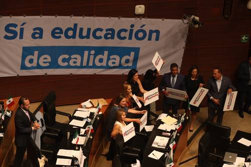 La 'mal llamada' reforma educativa
