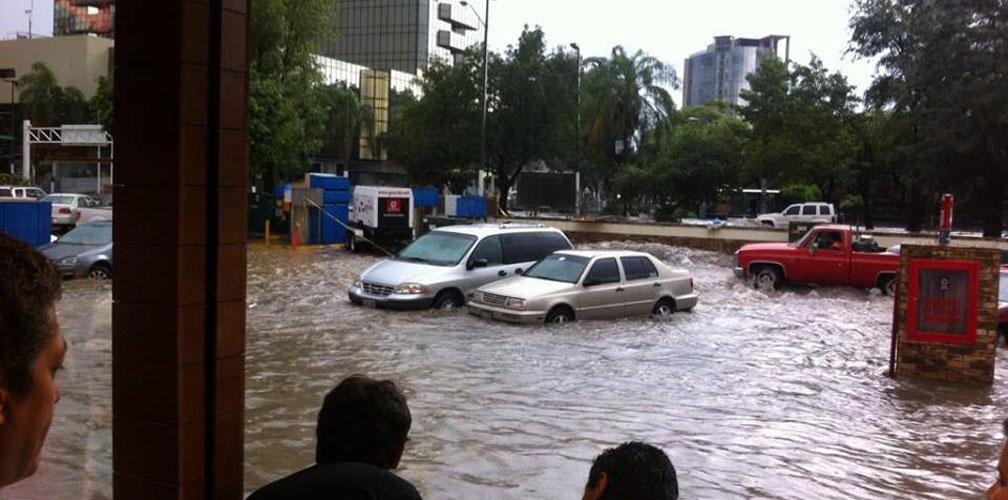 Planean sistema de detección temprana de inundaciones para Jalisco