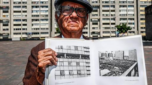 """""""Eran jovencitos sin armas"""": el fotógrafo Jesús Fonsenca recuerda la tarde del 2 octubre del 68"""