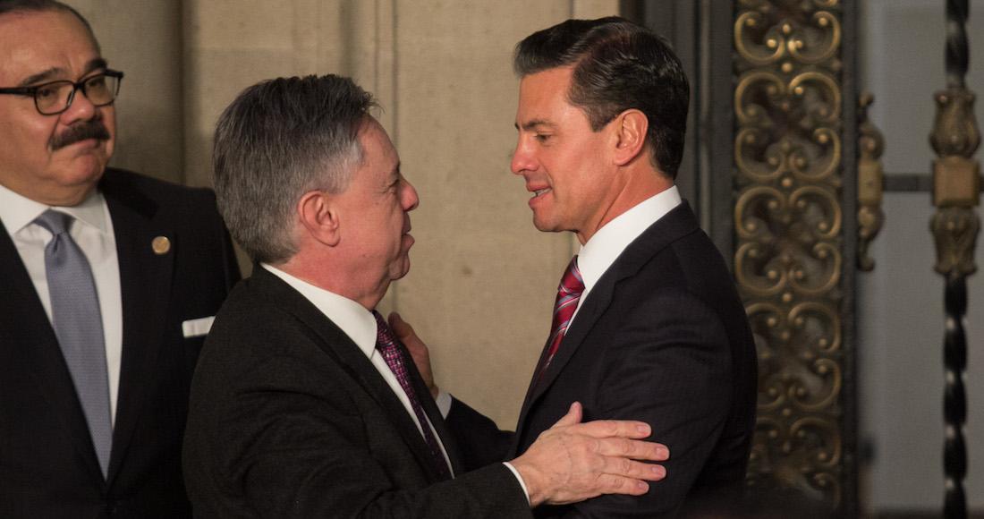 Medina Mora: se cierra el círculo contra Peña Nieto
