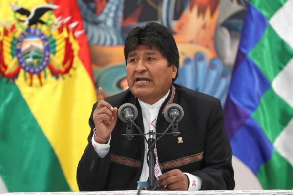 OEA urge a realizar nuevas elecciones en Bolivia