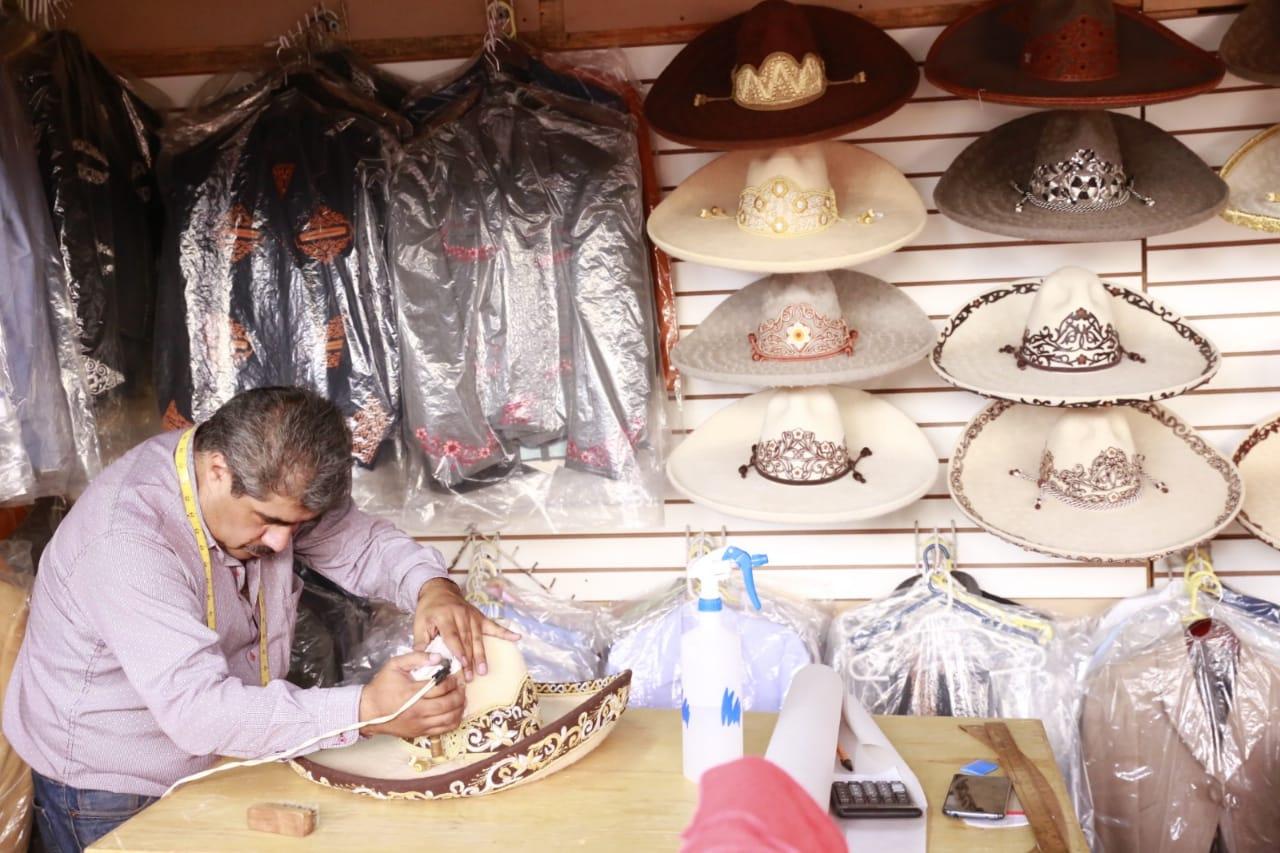 sombrero de charro-partidero-jalisco-charros-morelia