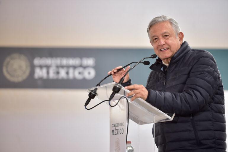 """""""Yo lo apoyo"""", dice López Obrador sobre Bartlett"""