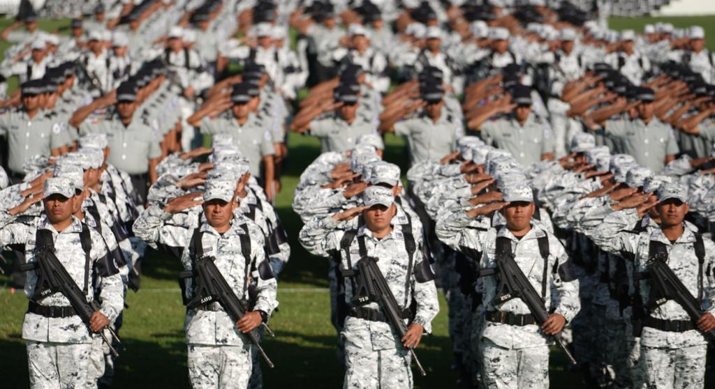 Guardia Nacional en Jalisco, completa hasta 2020