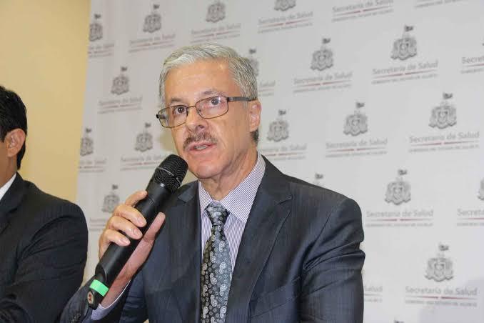 Imputan a Agustín González, exsecretario de Salud estatal