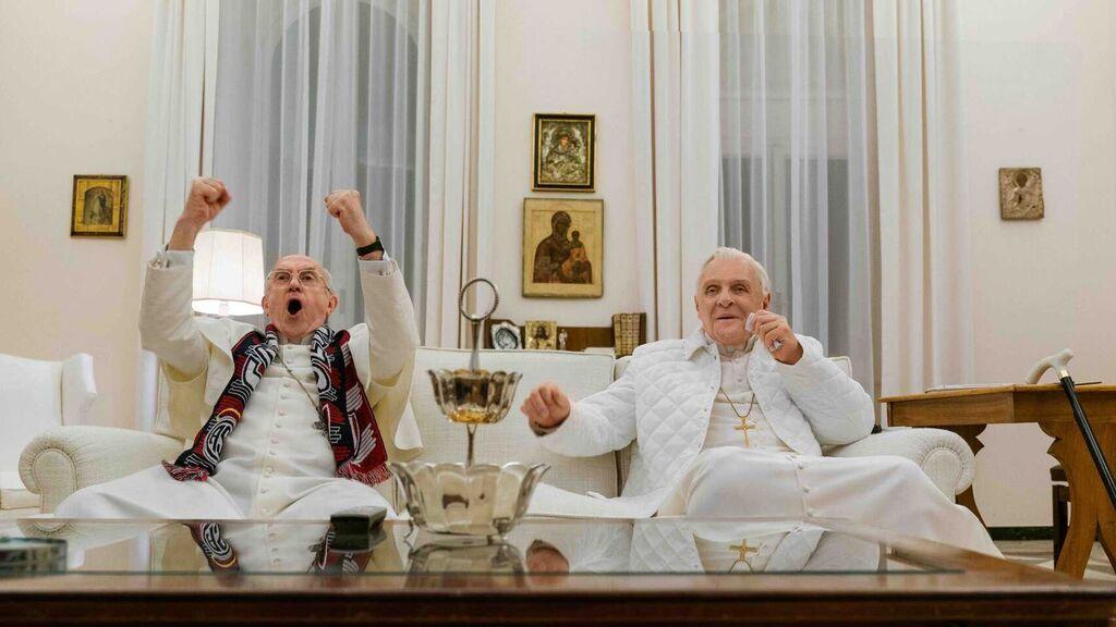 """Cine de fin de año: """"Los dos papas"""""""