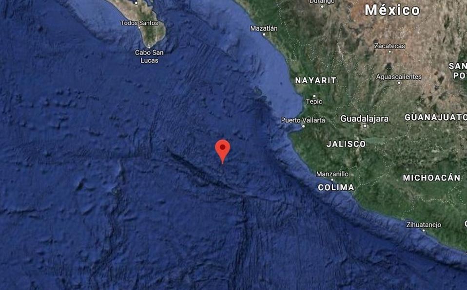 Se registra sismo en Puerto Vallarta; descartan alerta de tsunami