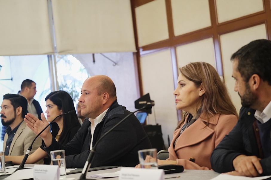 Alfaro y Cortés rechazan proyecto de termoeléctrica en Juanacatlán