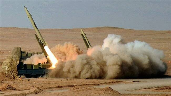 Irán ataca con misiles base estadounidense en Iraq