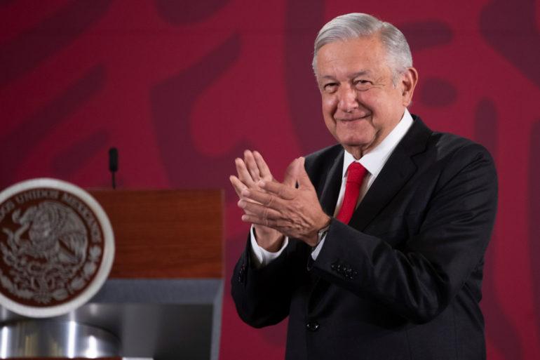 """""""Estamos seguros de que nos va a ir bien en 2020"""": López Obrador"""