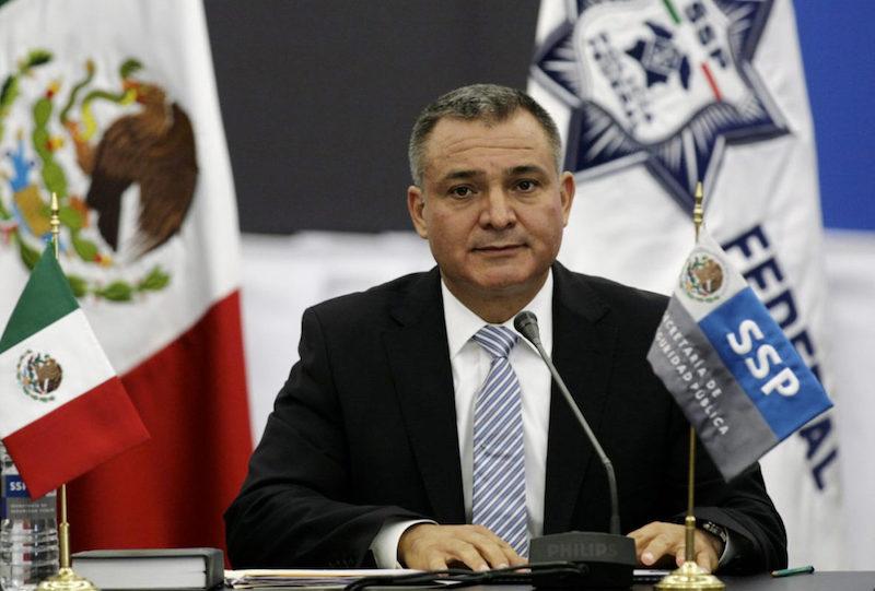Niegan fianza a García Luna, Fiscalía de Estados Unidos temía su escape
