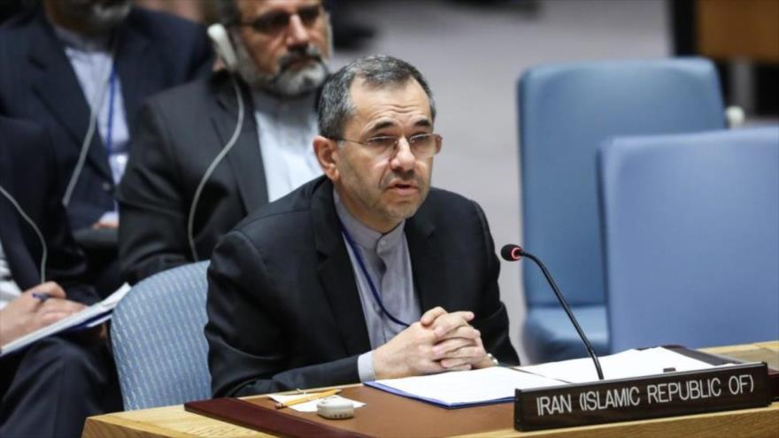 Desconfía Irán de Donald Trump, dice Ravanchí