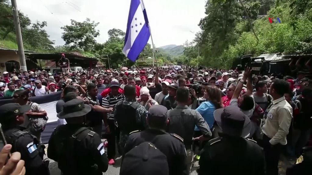 Estados Unidos felicitó a México por detener a migrantes