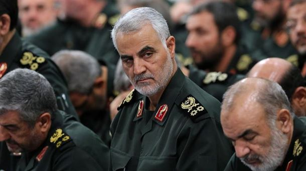 """Irán promete """"venganza severa"""" vs. EU por asesinato de Soleimani"""
