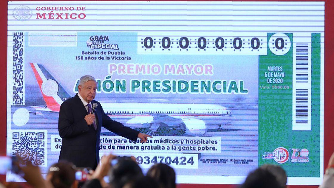López Obrador y los enredos del avión presidencial