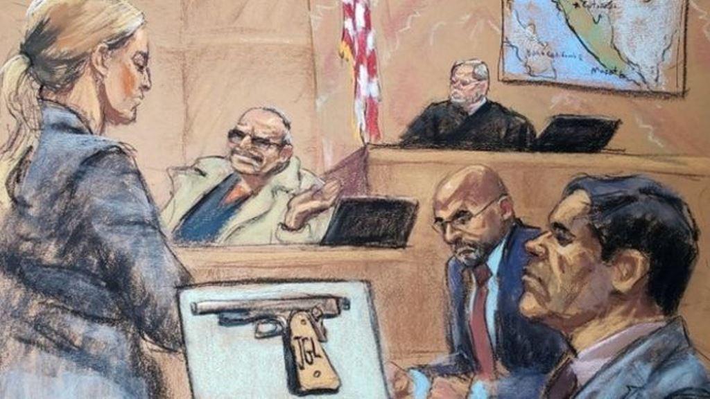 Liberan a tres testigos clave contra El Chapo