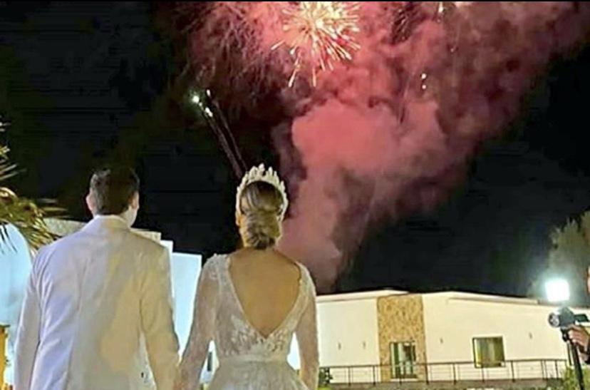 Facilita Iglesia, boda de la hija del Chapo