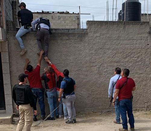 Se registra enfrentamiento a balazos en Zapopan