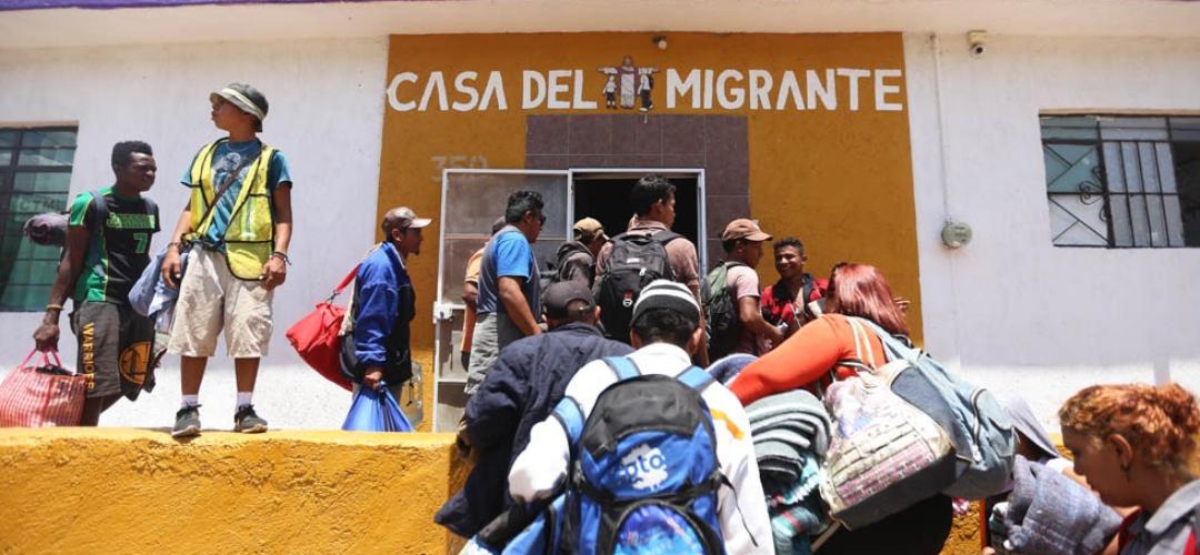 El Refugio: entre la ayuda y la emergencia sanitaria