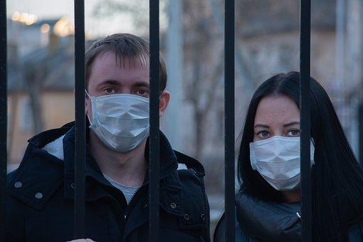 Cuadros locales de la pandemia