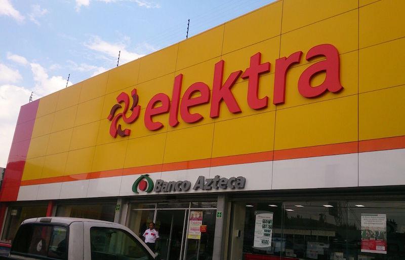 Deberá Elektra pagar mil 431 millones de pesos al SAT
