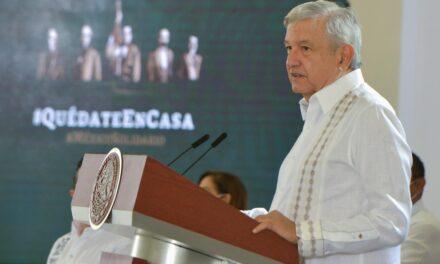 Se eleva aprobación de López Obrador en mayo: Mitofsky