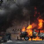Un día de furia en Guadalajara