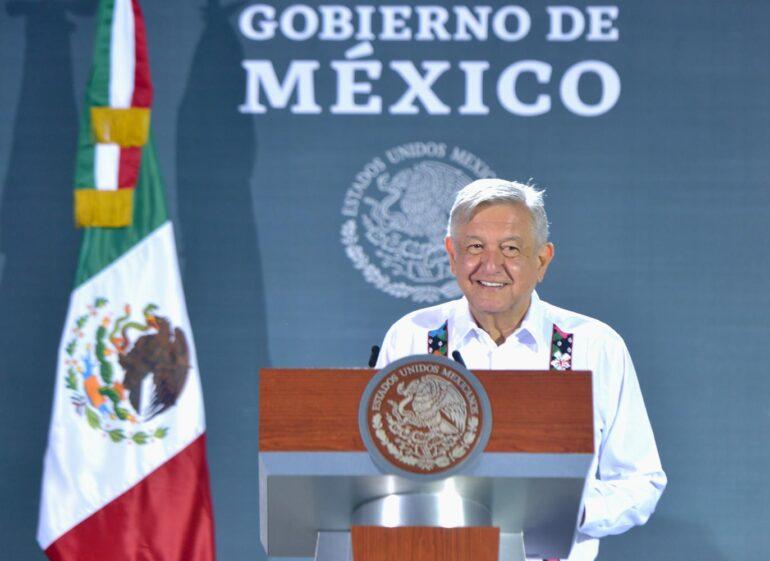 Recuperación económica a partir de julio, augura López Obrador