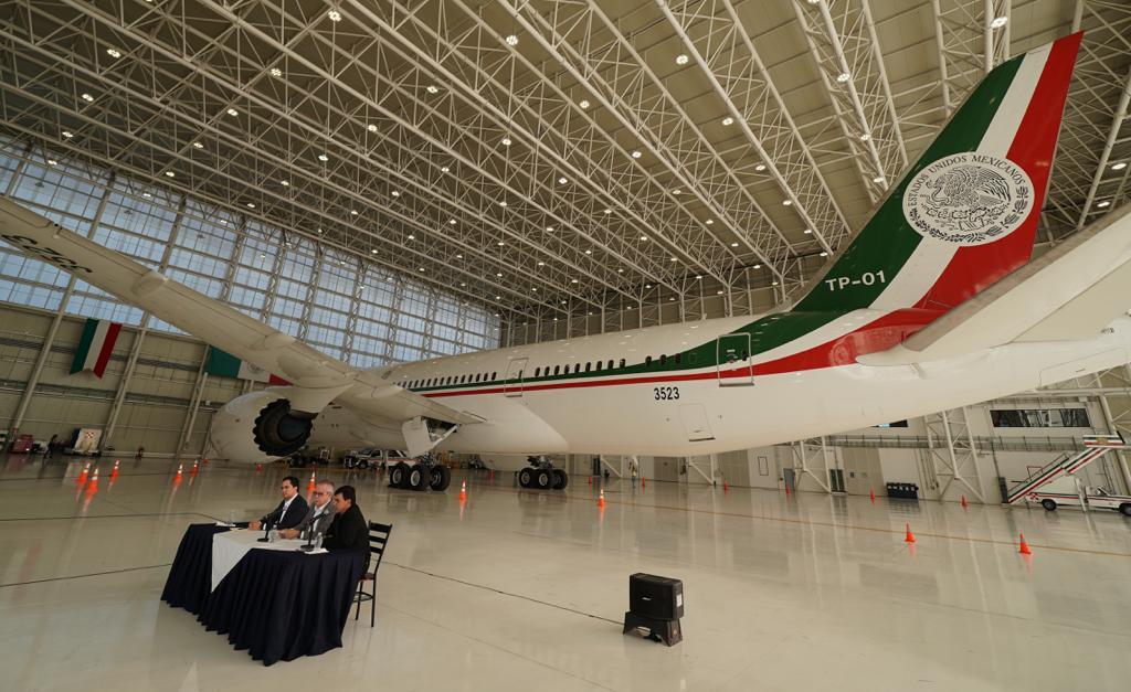 Analizan oferta por 120 millones de dólares por el avión presidencial