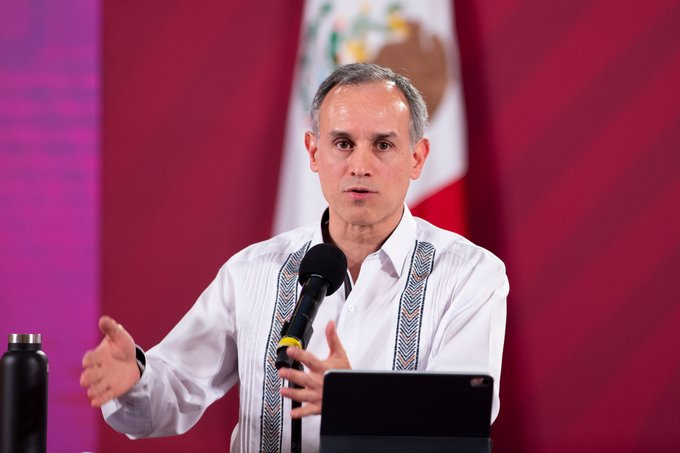 Alfaro y nueve gobernadores más piden renuncia de López-Gatell