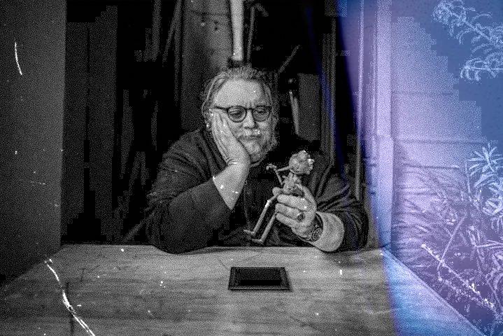 Netflix revela el elenco para Pinocho de Guillermo del Toro