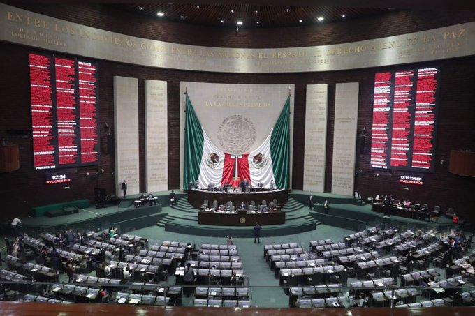 Diputados aprueban, de nuevo, que ningún funcionario gane más que el presidente