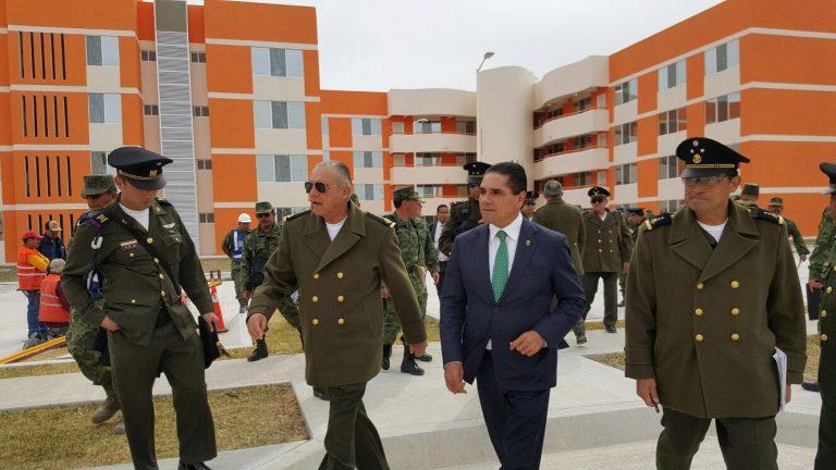 Niegan libertad bajo fianza al general Cienfuegos