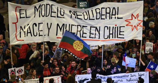 El ejemplo chileno: la dignidad a tope
