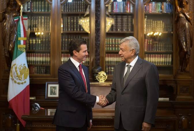 Enrique Peña Nieto acusado