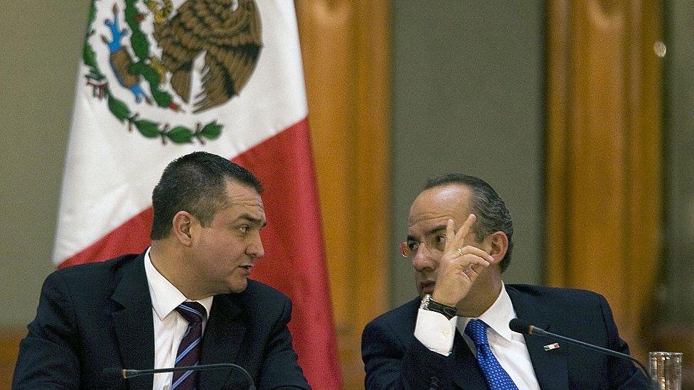 FGR va por García Luna y pide su extradición