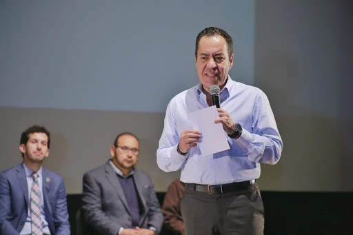 Secretario de Gobierno michoacano va por gubernatura