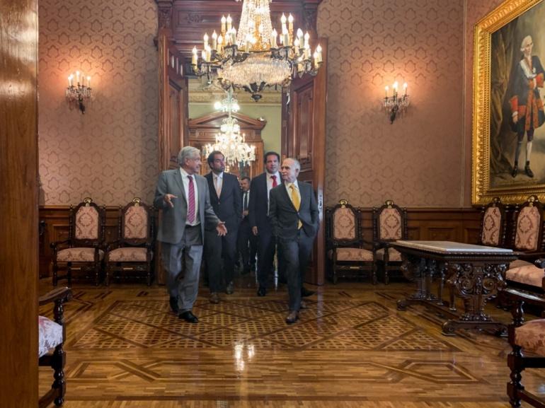 López Obrador frente a la crisis económica